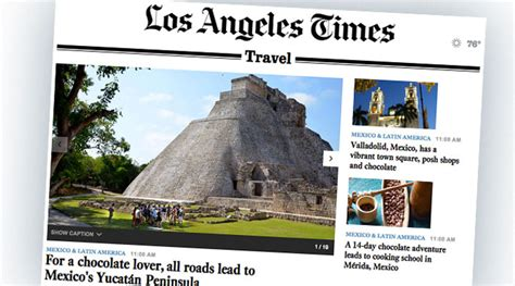 los angeles times travel section l a times sends chocolate covered kisses