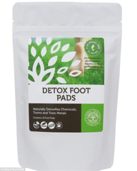 Daily Mail Detox Your Kitchen by Are Detoxing Foot Pads Exactly What Your Needs After