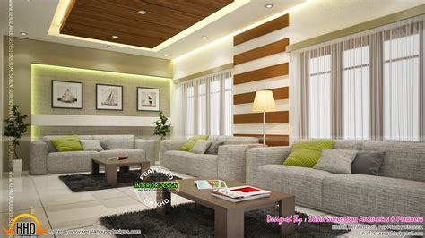 house beautiful living rooms beautiful home interior designs kerala home design and