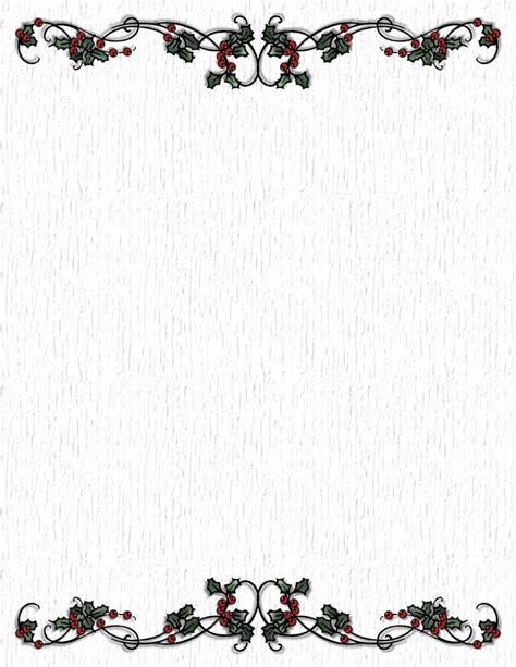 paper stationary templates print paper templates