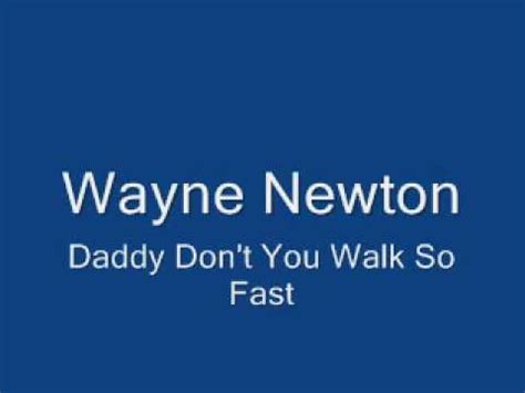 but don t you it s faster to fly an inefficient journey books wayne newton don t you walk so fast