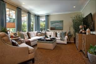 pictures of livingrooms living room retreat with a coastal feel in this living room the cozy furniture and soothing blue