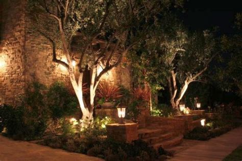 Landscape Lighting Techniques Types Of Outdoor Lighting Techniques Grandview Outdoor