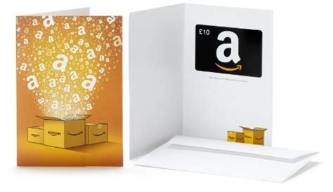 Gift Cards Uk Free Delivery - amazon co uk gift card in a greeting card free one day delivery