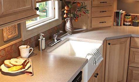 Sandstone Kitchen Countertops A American Contractors Corian Countertops