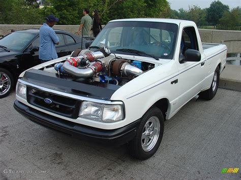 Ford Ranger Turbo Kit by Chevy Turbo Autos Weblog