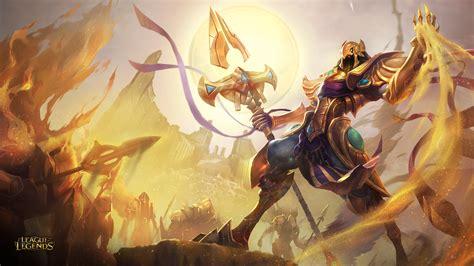 gold wallpaper lol ny hj 228 lte i senaste league of legends patchen