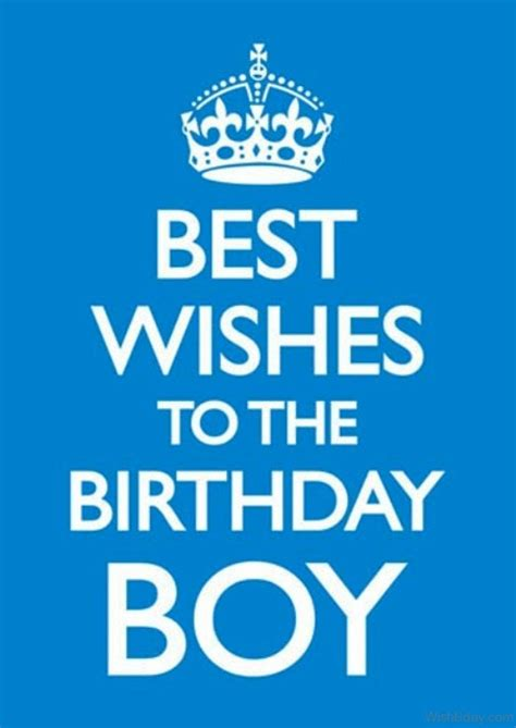 Happy Birthday Baby Boy Wishes Birthday Boy Images Group 66