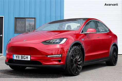 New Tesla Model R by Tesla Model Y Suv Production Rescheduled For 2020 Auto