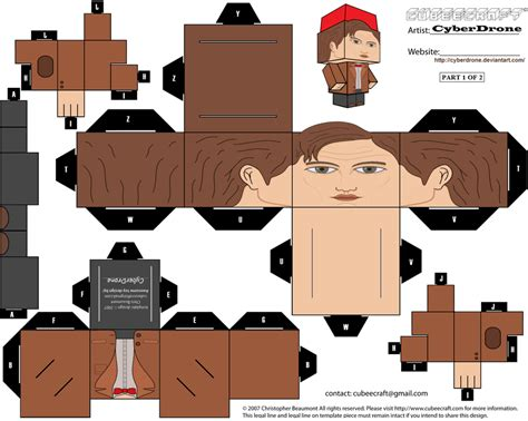 Dr Who Papercraft - doctor who papercraft