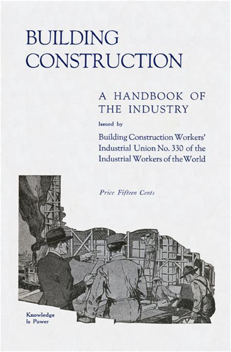 handbook on the construction and interpretation of the laws classic reprint books building construction a handbook of the industry