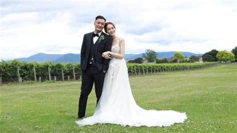 wedding new 3 more photos from shawn yue taiwanese model wang s