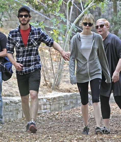 emma stone family emma stone photos photos emma andrew out for a hike in