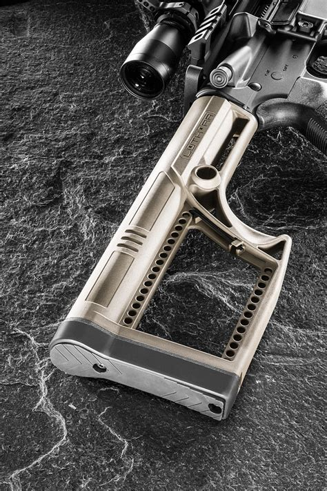 Mba Stock by Mba 2 Rifle Buttstock Luth Ar