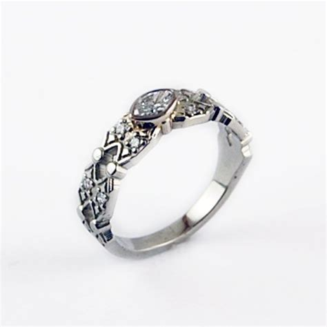 Wedding Rings Portland by Engagement Rings Equinox Jewelers Portland Oregon