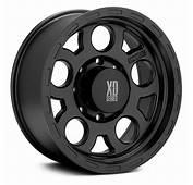 XD SERIES&174 ENDURO Wheels  Matte Black Rims