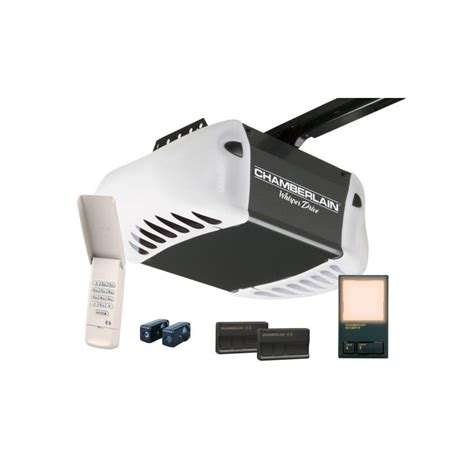 Enlarged Image Whisper Drive Garage Door Opener