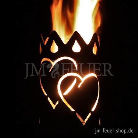 Jm Feuer by Gartenfackel Herzen Ohne Stiel Fackeln
