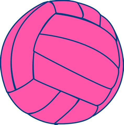 clipart volleyball volleyball thin clip art at clker vector clip art