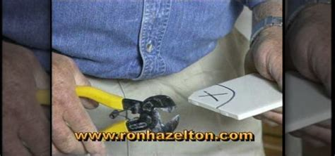 How To Cut Ceramic Floor Tile by How To Make A Curved Cut In Ceramic Tile 171 Interior Design