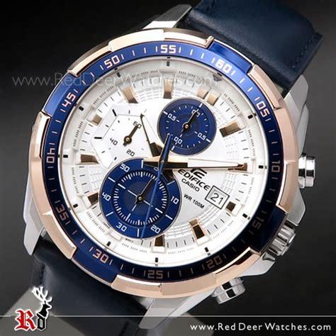 Efr 539bk 1a2v buy casio edifice chronograph genuine leather band mens watches efr 539l 7cv efr539l buy