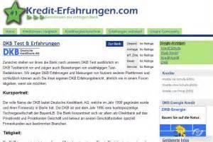 dkb bank kredit erfahrungen dkb erfahrungen und test