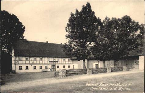 wp74112 sohland spree gasthof quot stadt frankfurt quot postkarten