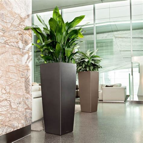 art  decorating  tall planters  images