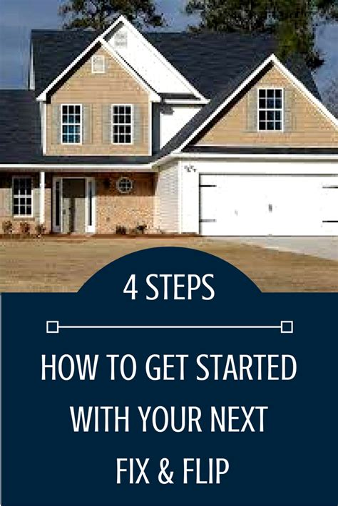 how to get started with your home renovation 4 steps how to get started with your next fix and flip