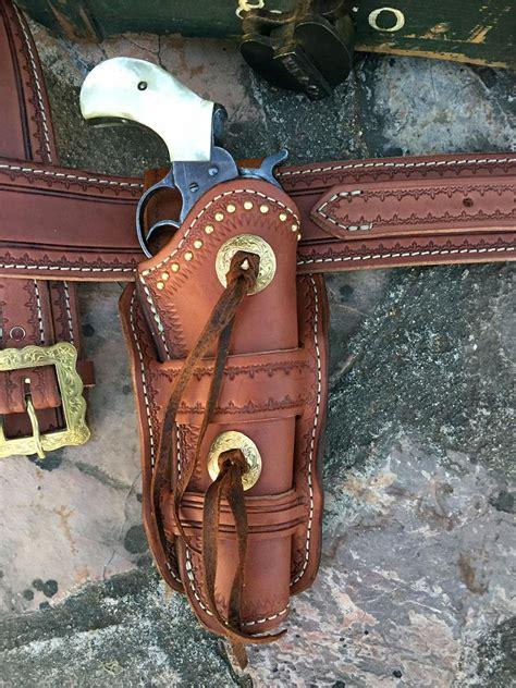 cochise leather the sundance gunbelt and holster