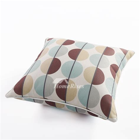 modern couch pillows modern paisley square colorful couch pillows