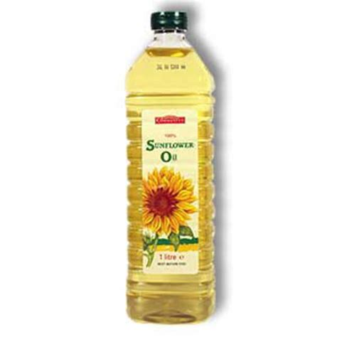 Baby Bath And Shower sunflower oil in 1l from community