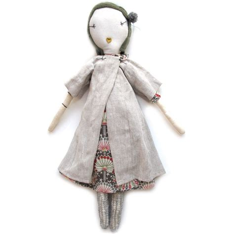 Cloth Dolls Handmade - handmade rag doll kinsstuffs