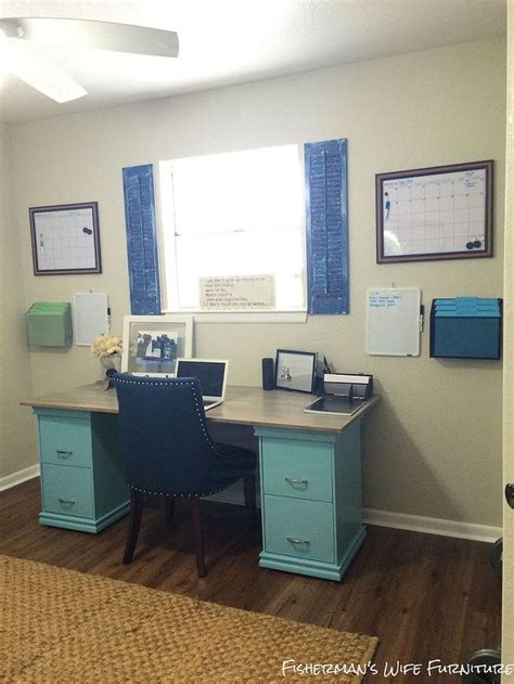 home office desk with file cabinet diy filing cabinet desk hometalk
