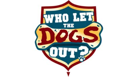 who let the dogs out who let the dogs out cbbc