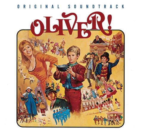 Ost Oliver oliver soundtrack by oliver musical cast recording on spotify