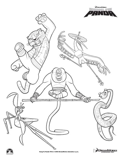 kung fu panda coloring page coloring home kung fu panda coloring pages coloring home