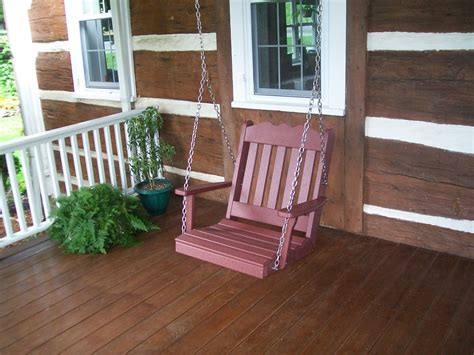 amish woodwork 2 royal chair swing 187 amish woodwork