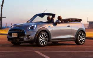 Mini Cooper Coupe Convertible Mini Cooper S Convertible 2016 Us Wallpapers And Hd