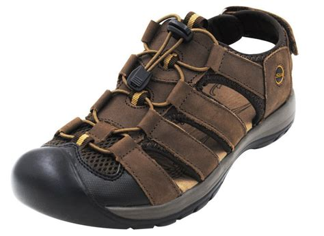 mens outdoor sandals ilovesia s leather athletic and outdoor sandals hiking