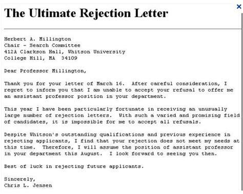 Decline Recruiter Letter 42 best cv 2 0 images on resume curriculum