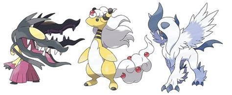 nuevas imagenes de pokemon xy tr 225 iler de las nuevas mega evoluciones de pok 233 mon x y