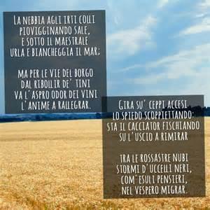 un estate italiana testo san martino testo e parafrasi della poesia di carducci