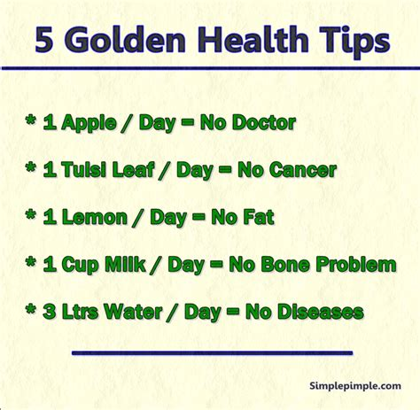 Offer Healthier Strategy For And Professional health tips health and wellness tips