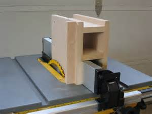 tenoning jig for bosch table saw plans diy free