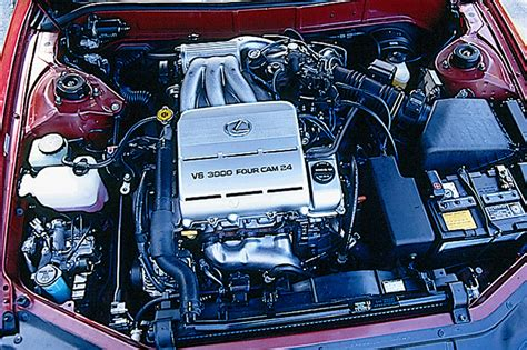 how does a cars engine work 1990 lexus es electronic valve timing 1990 96 lexus es 250 300 consumer guide auto