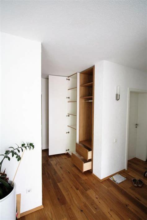 Garderobe In Wandnische by Einbau Garderobe Schreinerei Malin