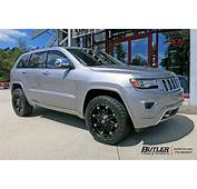 Jeep Grand Cherokee With 20in Fuel Hostage Wheels