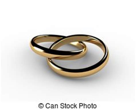 Wedding Rings Joined Together by Illustrations And Clip 15 739