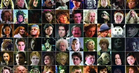 harry potter names test can you name all of these harry potter characters